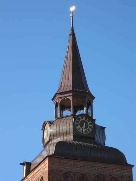 Katholische Kirche Güstrow